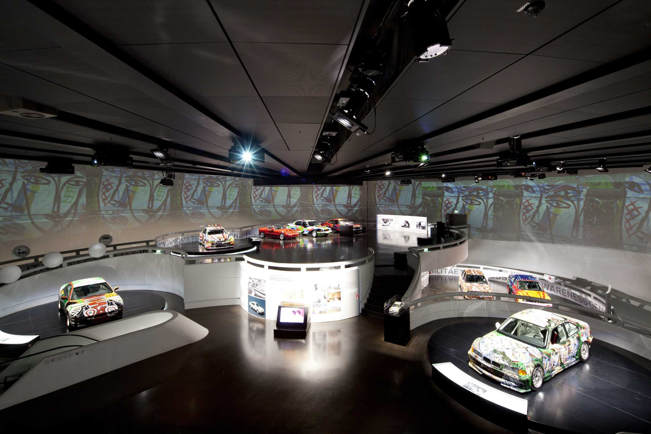 BMW Art Car Exhibition At The BMW Museum October To June - Car exhibition