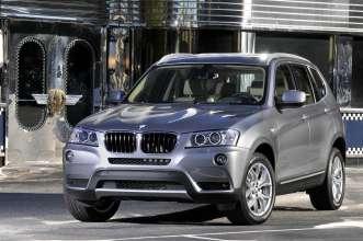 BMW X3 xDrive20d (10/2010)
