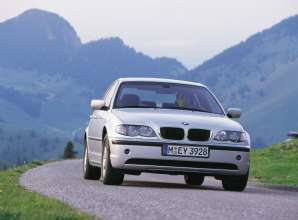 25 Years All-Wheel-Drive Expertise - BMW 3 Series Sedan Model year 2002 (10/2010)