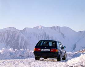 25 Years All-Wheel-Drive Expertise - BMW 3er Touring model year 1985 (10/2010)