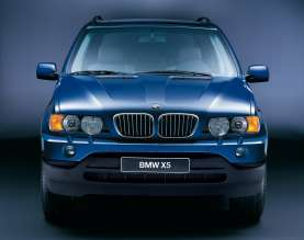 25 Years All-Wheel-Drive Expertise - BMW X5 model year 2000 (10/2010)