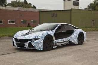 BMW Vision EfficientDynamics (11/2010).