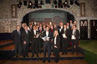 Autorevue Award 2010: Preisverleihung, alle Gewinner (10/2010)