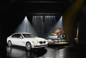 BMW Individual 7 Series Composition inspired by Steinway & Sons (11/2010)