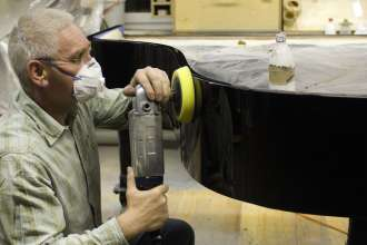 Insights into Steinway & Sons manufacturing (11/2010).