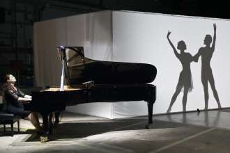 Anna Vinnitskaya at the BMW Individual 7 Series Composition inspired by Steinway & Sons Launch (11/2010).