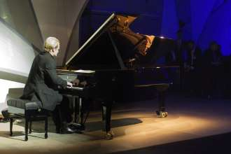 Sebastian Knauer at the BMW Individual 7 Series Composition inspired by Steinway & Sons Launch (11/2010).
