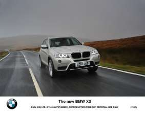 The new BMW X3