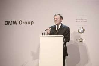 """Milestones of joy. BMW on the road to the future""