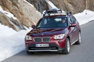 The new BMW X1 xDrive28i (01/2011)