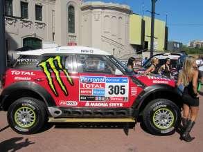 X-Raid Team Dakar 2011 Presentation – Buenos Aires, Argentina (12/2010)