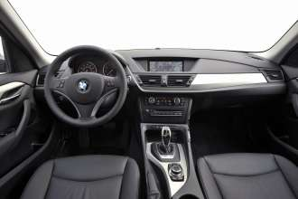 The new BMW X1 xDrive28i with 8-Speed Automatic transmission (01/2011)