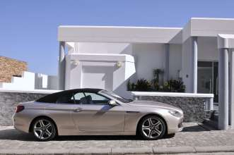 The new BMW 6 Series Convertible - On Location (01/2011).