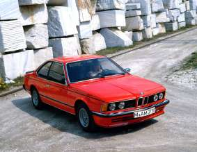 The BMW 635 CSi (03/2011).
