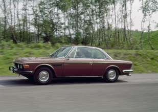 The BMW 3.0 CSi (03/2011).