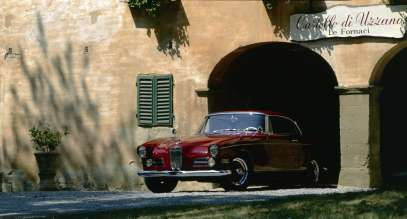 The BMW 503 Coupe (03/2011).