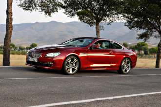 The new BMW 6 Series Coupe - Exterior (03/2011).
