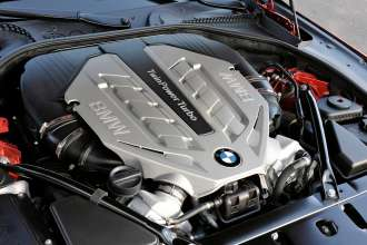 The new BMW 6 Series Coupe - BMW 650i TwinPower Turbo, BMW V8 petrol engine with direct injection (03/2011).