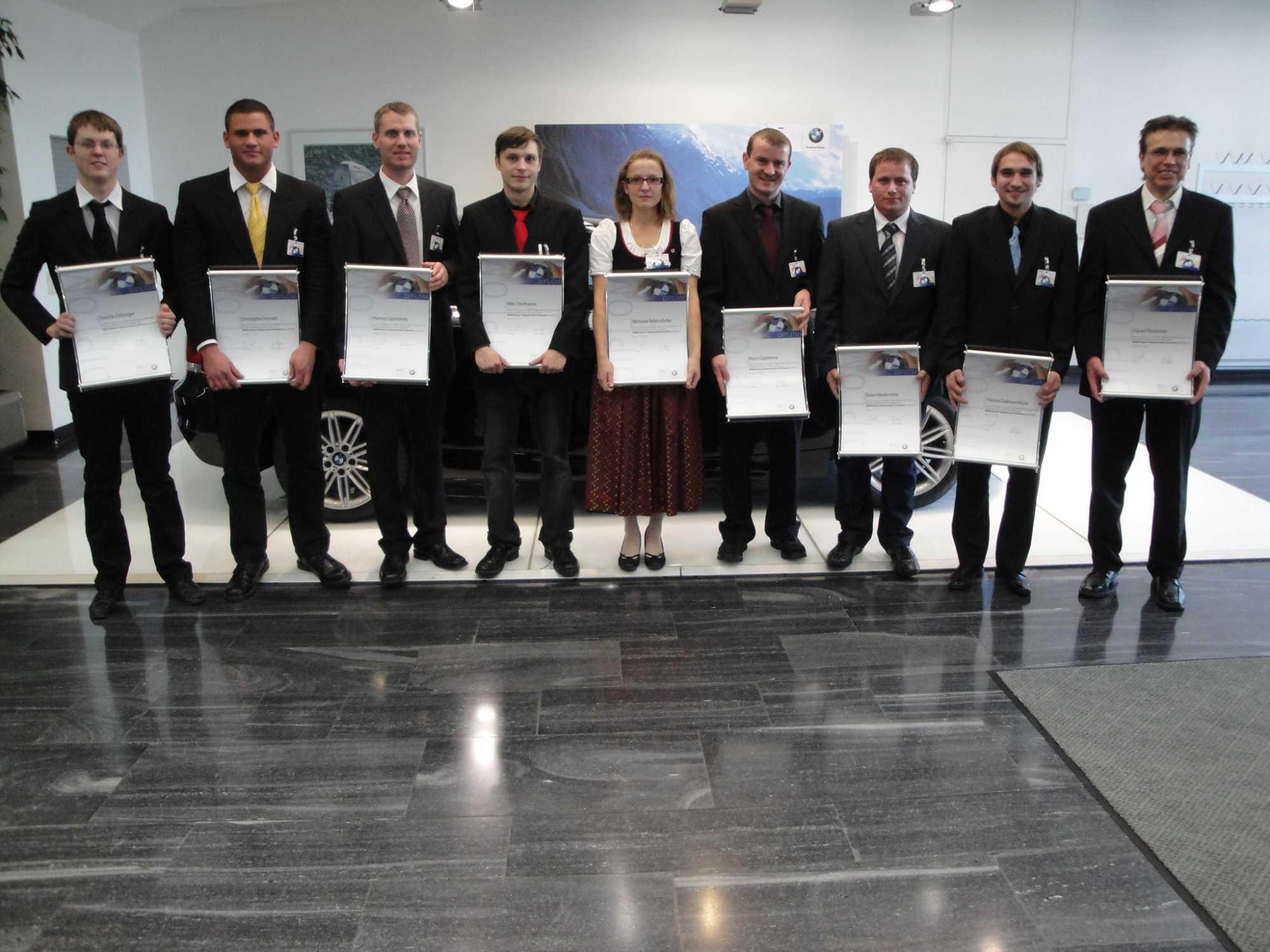 Neue diplom teilevertriebs fachm nner bei bmw austria von for Bmw denzel wien