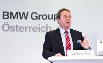 2010 - ein Jahr der Rekorde für die BMW Group in Österreich. Dr. Gerhard Pils, GF BMW Austria GmbH, Salzburg (01/2011)