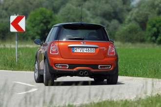 MINI Cooper SD (03/2011)