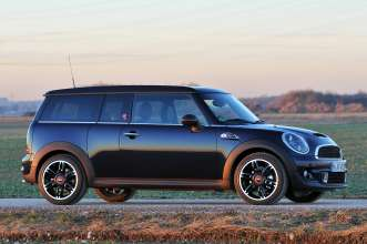 MINI Cooper SD Clubman 50 Hampton (03/2011)