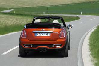 MINI Cooper SD Convertible (03/2011)