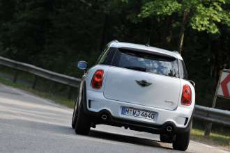 MINI Cooper SD Countryman (03/2011)
