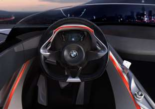 BMW Vision ConnectedDrive - Interior (02/2011)