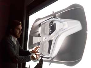 BMW Vision ConnectedDrive, Design process - Andre Franco Luis (Interface Design)  (02/2011)