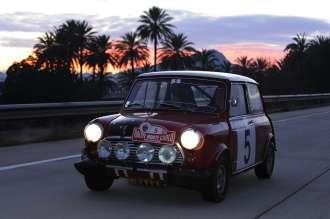 MINI @ Rallye Monte Carlo Historique 2011 (02/2011)