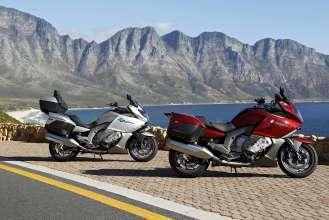 BMW K 1600 GTL and BMW K 1600 GT (02/2011)