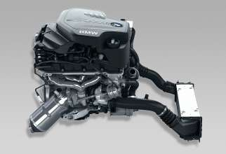 The new BMW 2.0 Litre Petrol Engine with BMW TwinPower Turbo Technology (02/2011)
