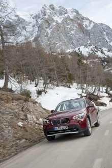 The new BMW X1 xDrive28i (02/2011)