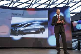Launch of the new subbrand BMW i,