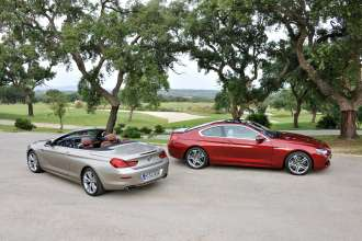 The new BMW 6 Series Coupe and the new BMW 6 Series Convertible (03/2011)