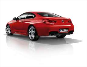 BMW 6 Series Coupe M Sport package - Exerior (07/2011).
