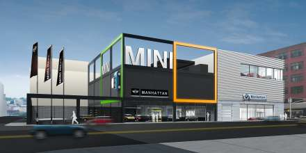MINI of Manhattan - rendering (04/2011)