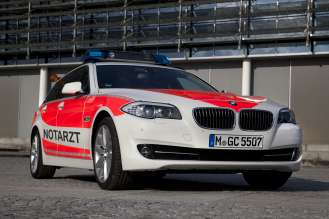BMW 5 Series Touring Paramedic Vehicle (04/2011)