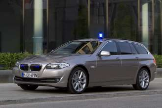 BMW 5 Series Touring  Covert Vehicle (04/2011)