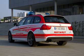 BMW 3 Series Touring  Paramedic Vehicle (04/2011)