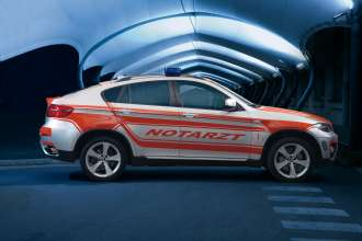 BMW X6 Paramedic Vehicle (04/2011)