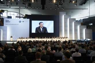 91'st Annual General Meeting of BMW AG 12.05.2011: Dr. Norbert Reithofer, Chairman of the Board of Management of BMW AG (05/2011)