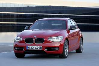 The new BMW 1 Series, Sport Line (06/2011)