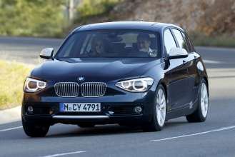 The new BMW 1 Series, Urban Line (06/2011)