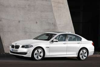 BMW 520d EfficientDynamics Edition BluePerformance  (01/2013).