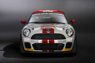 MINI John Cooper Works Coupé Endurance (06/2011)