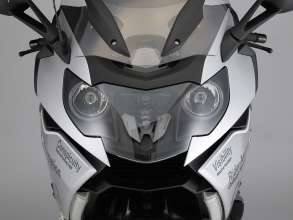 BMW Motorrad ConnectedRide. Advanced Safety Concept. Headlights off (07/2011)