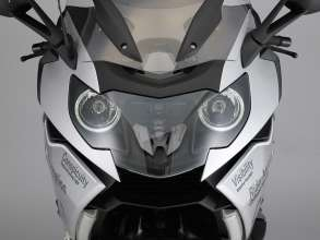 BMW Motorrad ConnectedRide. Advanced Safety Concept. Parking light (07/2011)
