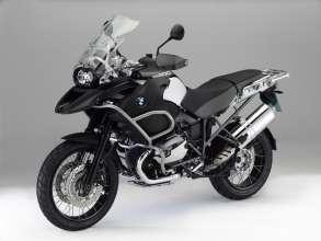 BMW R 1200 GS Adventure Triple Black (07/2011)
